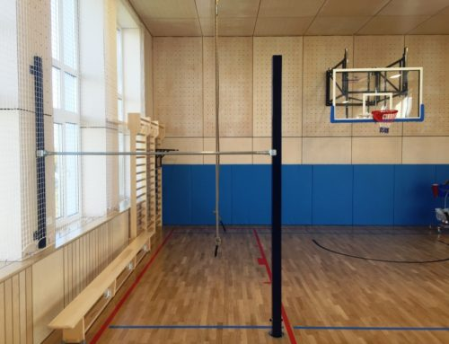 Forseliuse kooli spordisaali inventar (2015)