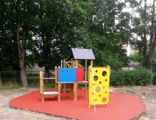 Narva Lpk Karikakar lastemänguväljak (2015)