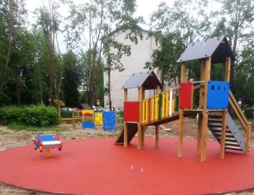 Narva Lpk Marjake lastemänguväljak (2015)