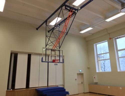 Urvaste Eriinternaatkooli aula/võimla (2014)