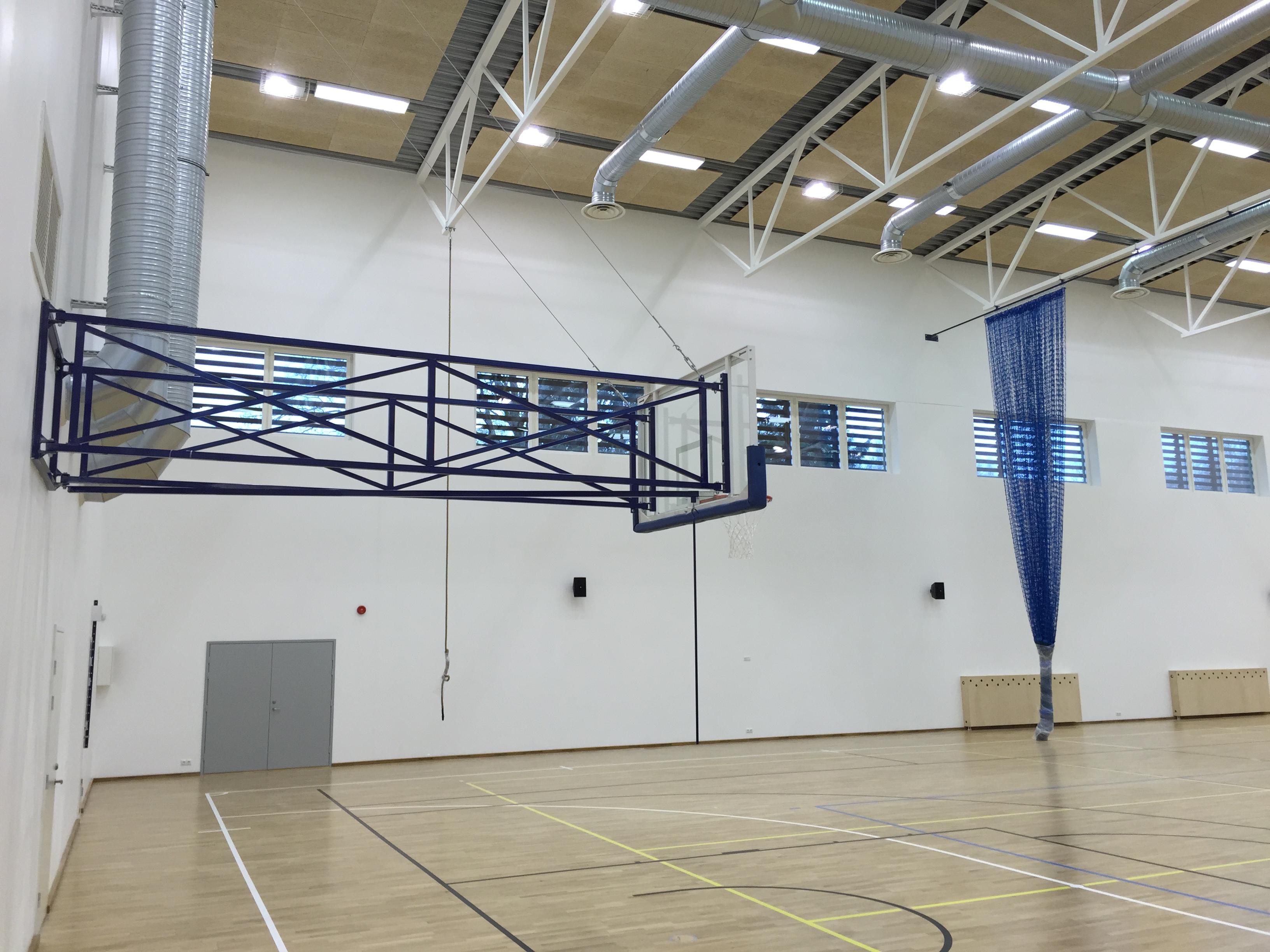 Vasalemma Põhikooli spordisaal (2014)