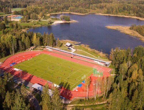 Kääriku Spordikeskuse kergejõustikustaadion (2020)