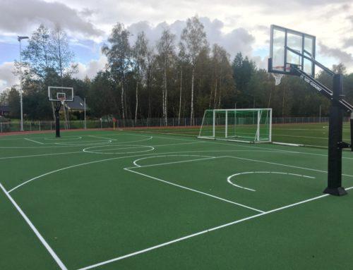 Ääsmäe kooli staadioni korvpalliväljak (2017)