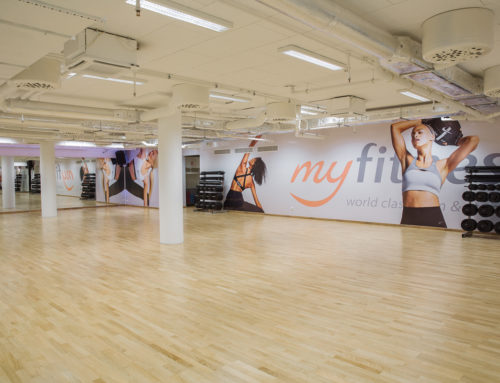 MyFitness Galleria Riga (2017)