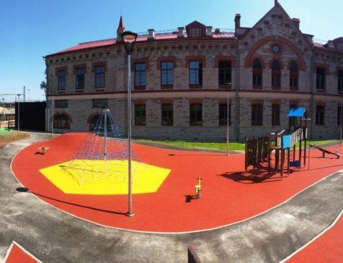 Euroopa Kooli lastemänguväljak (2018)