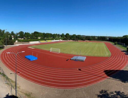 Ülenurme Gümnaasiumi staadion 2021