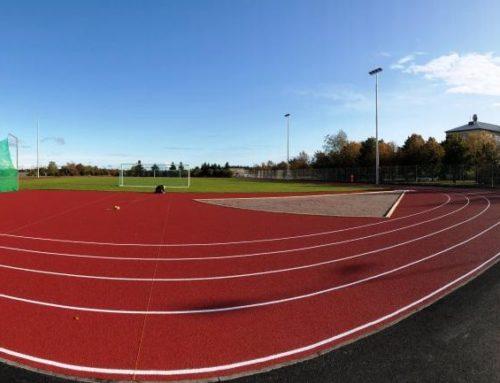 Kuressaare Gümnaasiumi staadion (2019)