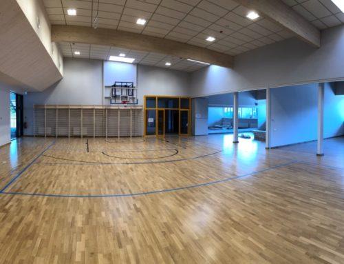 Tartu Tera Erakooli spordisaal (2019)