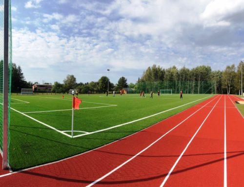 Tori Põhikooli staadioni jalgpalliväljak (2019)