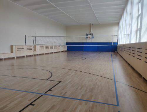 Viljandi Politsei spordisaal (2019)