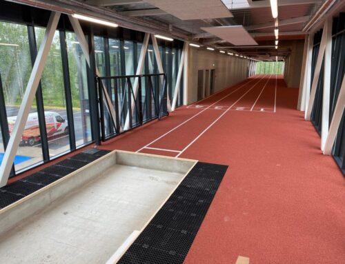 Elva Spordihoone jooksusirge (2020)