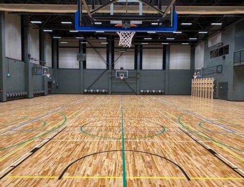 Kindluse Kooli spordihoone spordiinventar (2021)