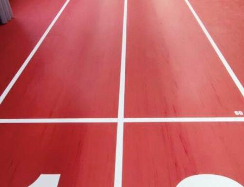 Kohtla-Järve Spordi ja Tervisekeskuse jooksurada (2021)