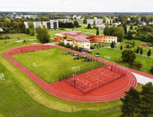 Nissi Põhikooli staadion 2021